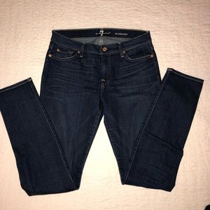7 For All Mankind, Roxanne Jeans, Size 29